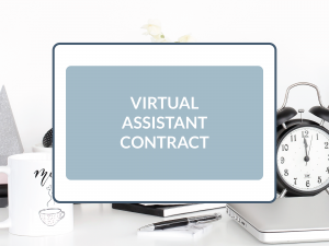 Purchase Virtual Assistant Contract