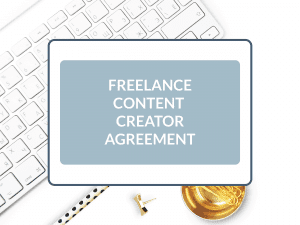 Freelance Content Creator Agreement