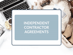 Purchase Independent Contractor Agreements