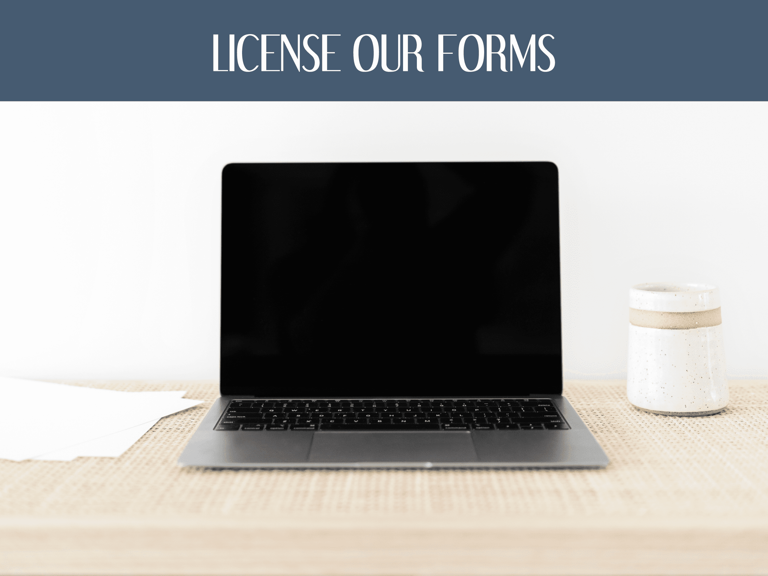 License-Our-Forms